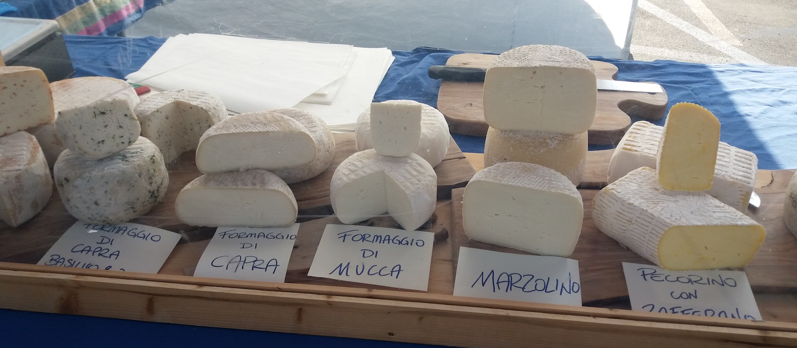 Formaggi artigianali Toscani